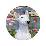 Lilies 2 - Bull Terrier #1 3.5