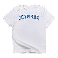 Vintage Kansas Infant T-Shirt