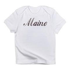 Vintage Maine Infant T-Shirt