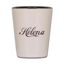 Vintage Helena Shot Glass