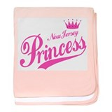 New Jersey Princess baby blanket