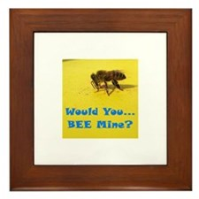 BEE Mine...? Framed Tile