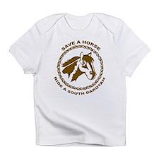 South Dakotan Infant T-Shirt