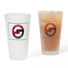 Terrel Flag Pint Glass