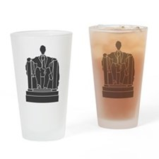 Lincoln Memorial Pint Glass