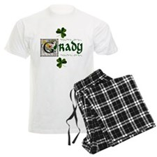 Grady Celtic Dragon Pajamas
