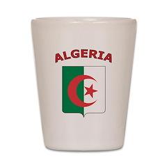 Algeria Shot Glass