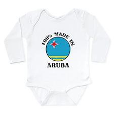 100% Made In Aruba Onesie Romper Suit