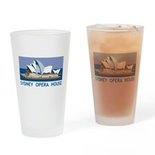 Sydney Opera House Pint Glass