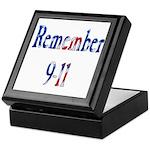 USA - Remember 9-11 Keepsake Box