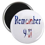 USA - Remember 9-11 Magnet