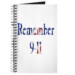 USA - Remember 9-11 Journal