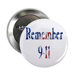USA - Remember 9-11 Button