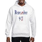 USA - Remember 9-11 Hooded Sweatshirt