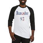 USA - Remember 9-11 Baseball Jersey