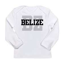 BZ Belize Long Sleeve Infant T-Shirt