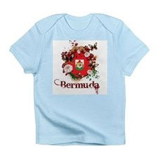Butterfly Bermuda Infant T-Shirt