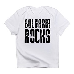 Bulgaria Rocks Infant T-Shirt