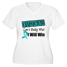 Ovarian Cancer Can't Bully Me T-Shirt
