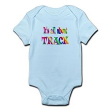 About Track Infant Bodysuit