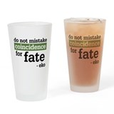 Lost Mr. Eko Quote Pint Glass