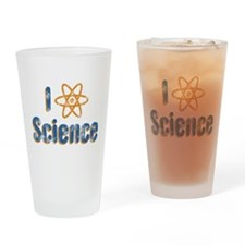 Atom Science Pint Glass