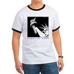 Statue of Liberty /Support Troops Ringer T