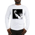 Statue of Liberty /Support Troops Long Sleeve T-Sh
