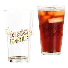 Disco Dad Pint Glass
