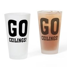 Ceiling Fan Costume Pint Glass