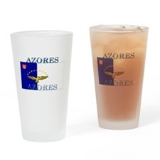 Azores Flag Pint Glass