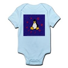 Tux the Penguin Infant Creeper