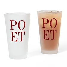POET Pint Glass