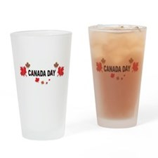 Canada Day Pint Glass