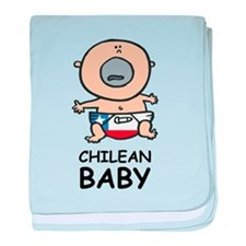 Chilean Baby baby blanket