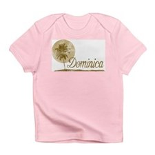 Palm Tree Dominica Infant T-Shirt