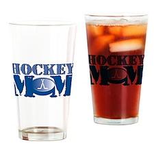 Hockey Mom Pint Glass