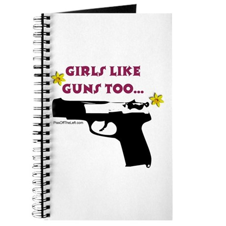 Girls like guns too Journal