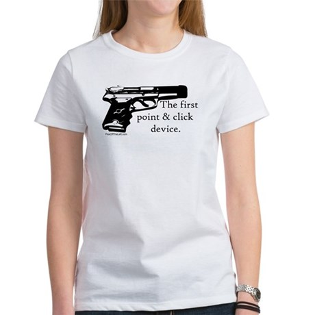 The first point & click device Women's T-Shirt