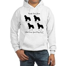 4 Newfoundlands Jumper Hoody