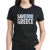 SAVE GREECE Tee