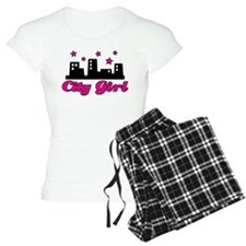 City Girl Pajamas