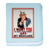 Congress, Don't Touch Medicare baby blanket
