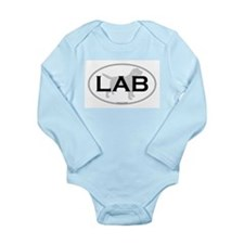 LAB II Long Sleeve Infant Bodysuit