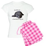 Chocolate Lab Heartbeat pajamas