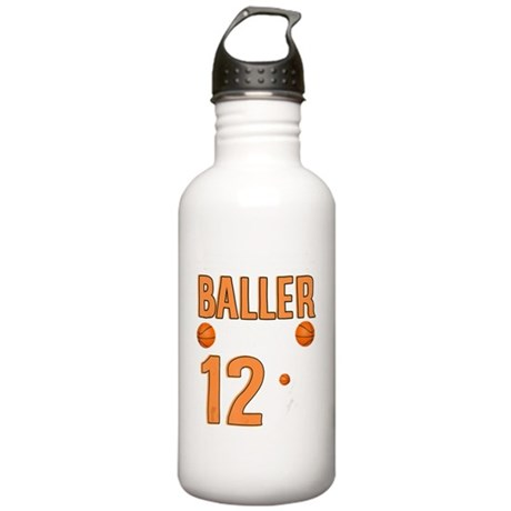 Few Proud Band Moms Thermos Bottle (12oz)
