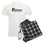 Festivus Men's Light Pajamas