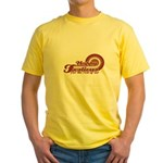 Happy Festivus Yellow T-Shirt