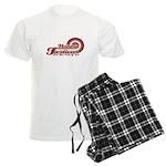 Happy Festivus Men's Light Pajamas