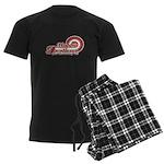 Happy Festivus Men's Dark Pajamas